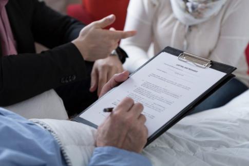 contrat succession